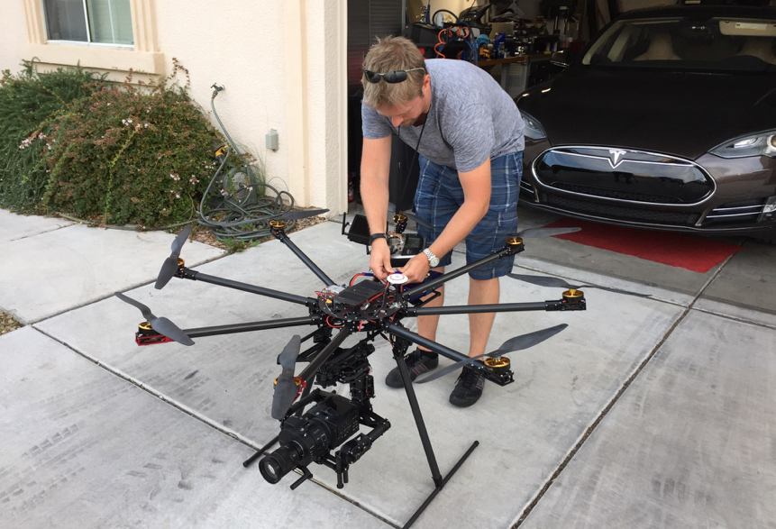 Aerial Video Production and Photography Rates